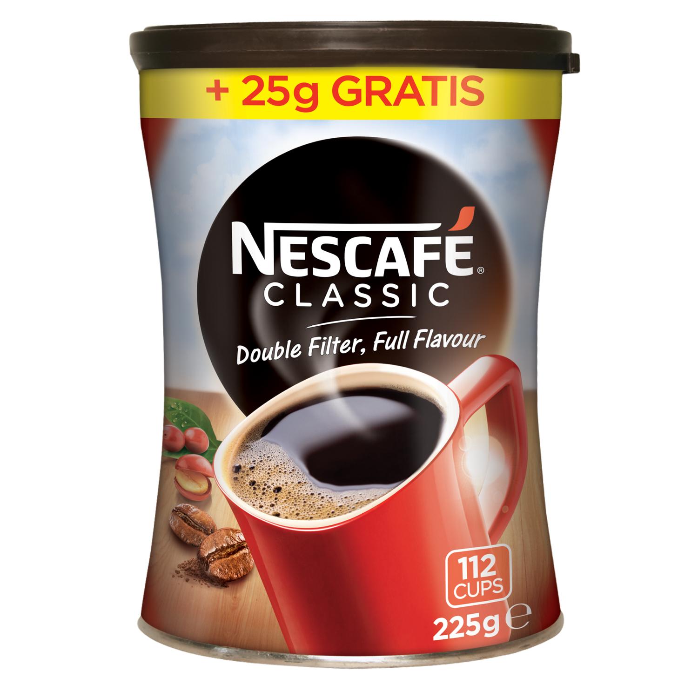 NESCAFÉ Classic instant kava limenka 200g + 25g | Nestlé Croatia
